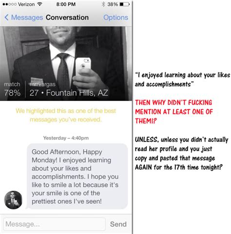 Online dating first message ignored jpg 786x796